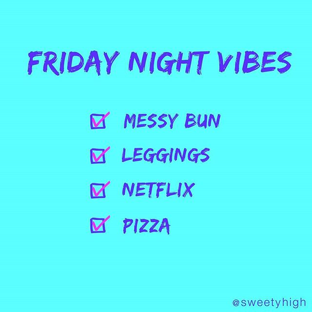 Image result for perfect friday night