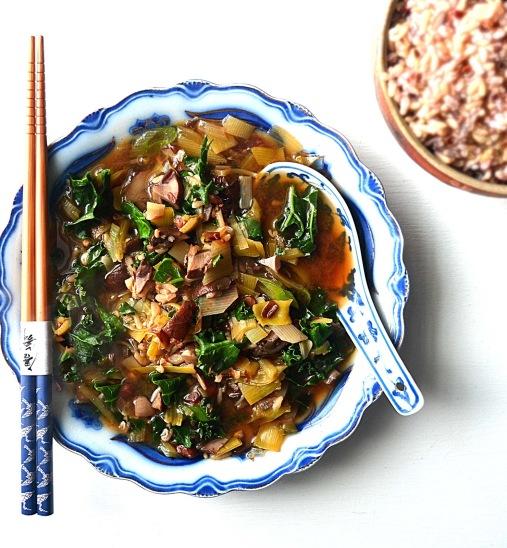 Image result for miso mushroom medley bowl zeal